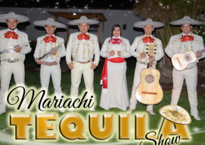 MARIACHIS TEQUILA SHOW